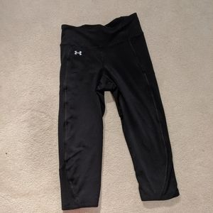 Under Armour Cropped Leggings.